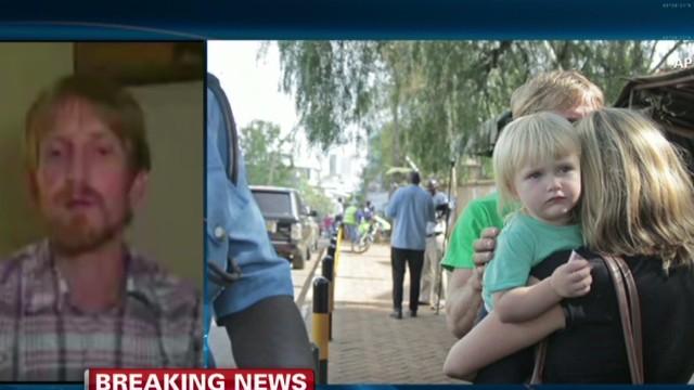 Escaping the Nairobi massacre