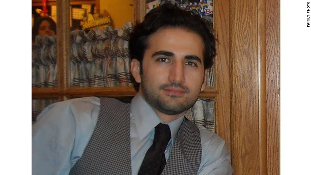 Hekmati joined the U.S. Marines after high school, serving for four years, including in Iraq.