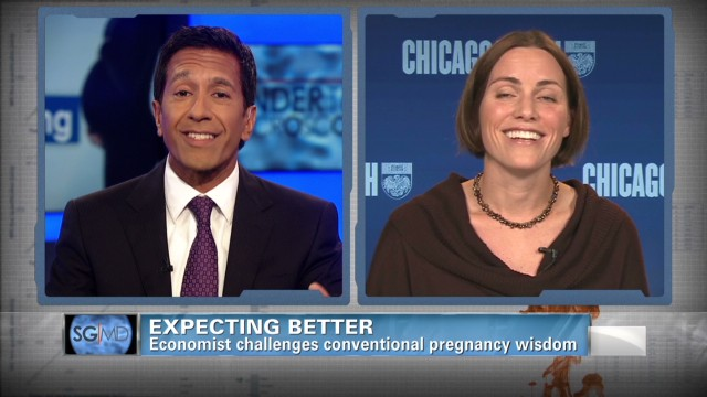 Conventional wisdom on pregnancy wrong?
