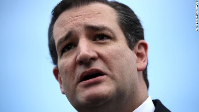 Texas Sen. Ted Cruz