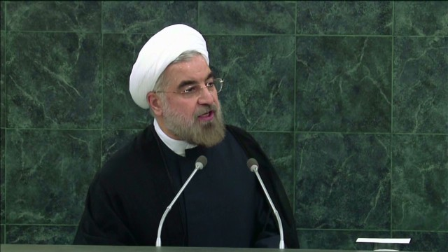 Rouhani: Nuclear weapons contradict our convictions