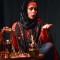 Maisah Sobaihi saudi performing