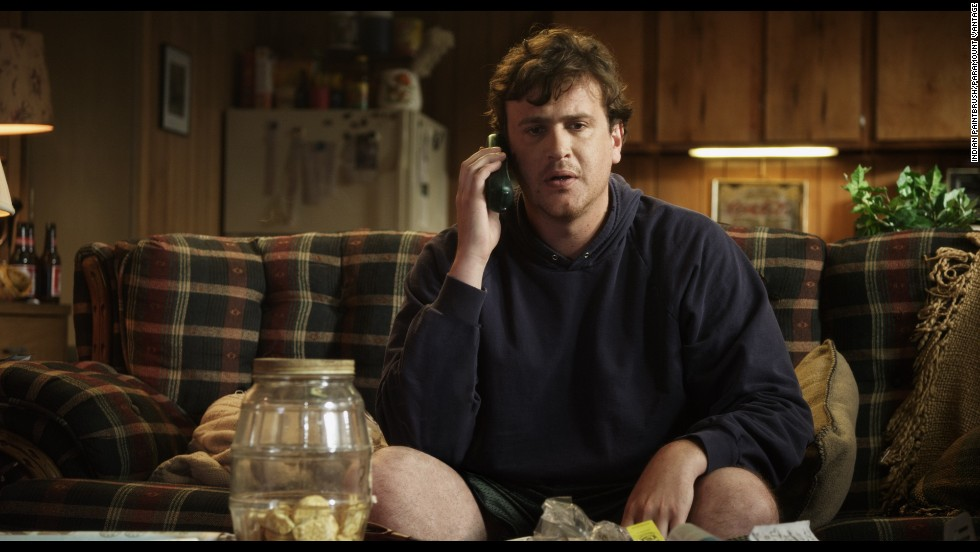 """Jeff, Who Lives at Home,"" starring Jason Segel, is a dark comedy about a slacker whose obsession with the idea of destiny is veering into unhealthy territory."
