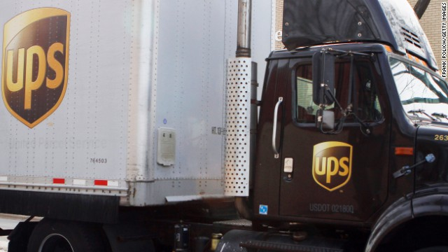 Storm, e-commerce slow UPS deliveries