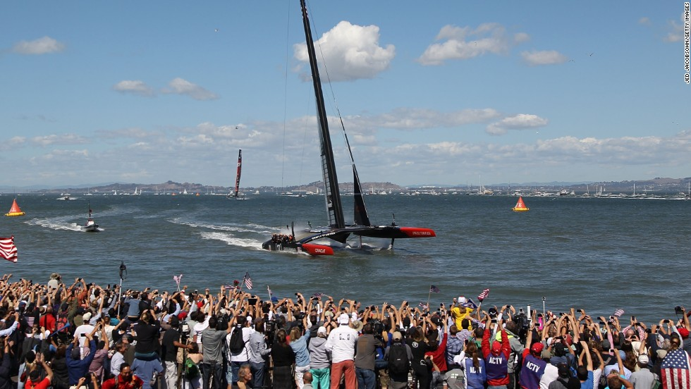 Oracle Team USA sailed close to the wind in the 2013 America's Cup, turning an 8-1 deficit into a 9-8 victory over New Zealand . The turnaround was helped by technical alterations to the boat and a new race tactician. So what's the secret to a great comeback? CNN explores the ingredients required to defy the sporting odds...