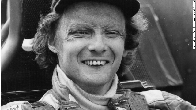 Niki Lauda discusses F1 driver  safety