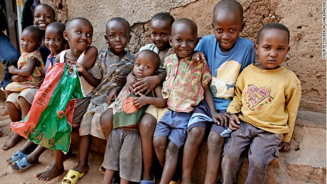 Keep a Child Alive projects in Africa help children and their families who are infected or affected by HIV.