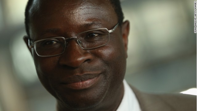 Karamba Diaby is a member of the SPD and wants to tackle immigration issues and education.