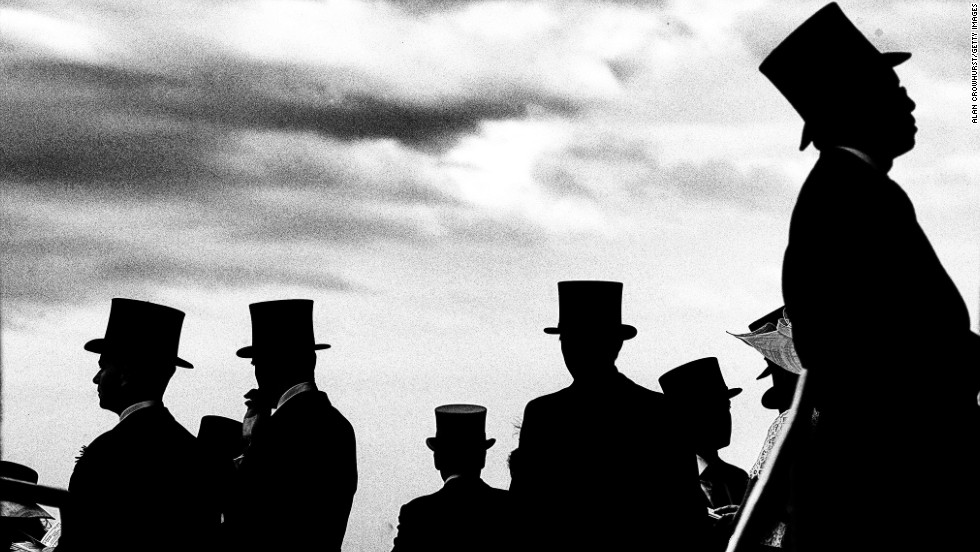 <strong>Royal Ascot, Ascot, Berkshire, UK: </strong>Top hats and tails are the order of the day for men attending Royal Ascot. The five-day meeting takes place every June and is one of the UK's most prestigious sporting events.