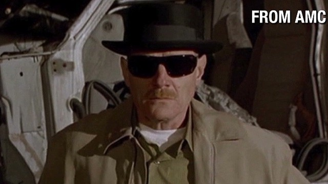 "In ""Breaking Bad"", the Walter White character used the f-word sparingly."