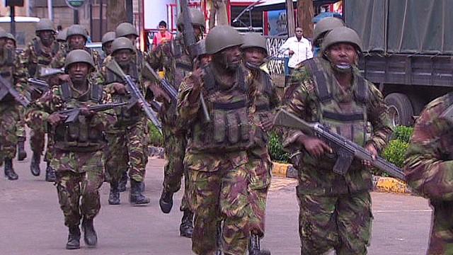 Nairobi mall: What went wrong?