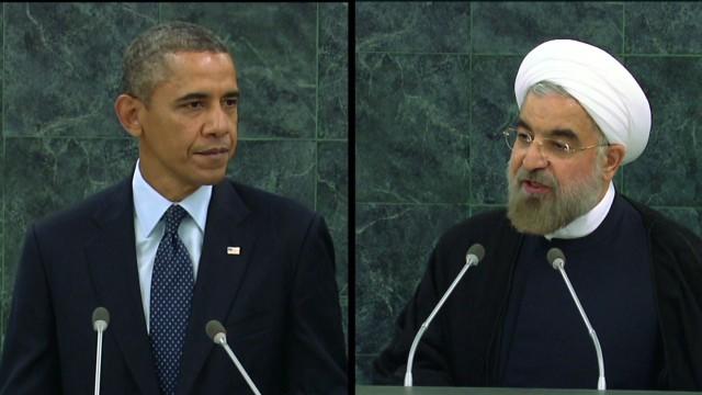 Rouhani's landmark week