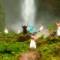 act of killing waterfall
