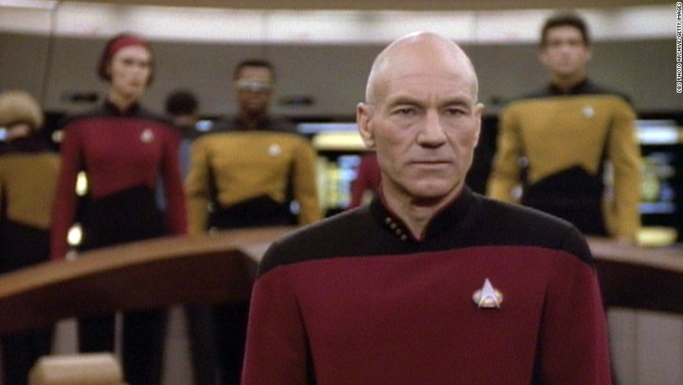 "Capt. Jean-Luc Picard's travels through time with Q, and that last shot of the crew playing cards, made for a fitting farewell for ""Star Trek: The Next Generation."" And of course the crew of the 24th-century Enterprise kept things going for four movies."