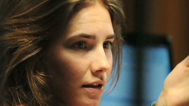 Amanda Knox on trial again
