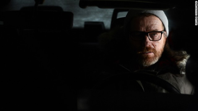 "Bryan Cranston stars as Walter White on the final episode of ""Breaking Bad."""