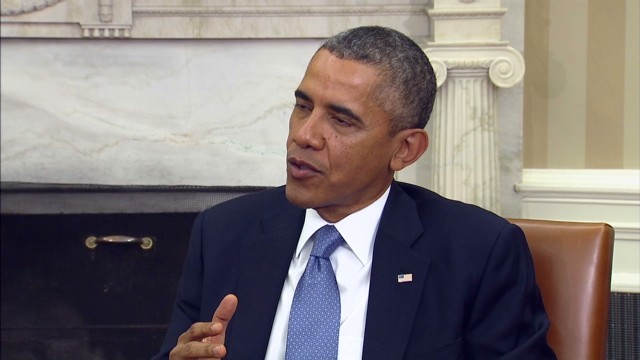 Obama: I'm open to meaningful negotiation