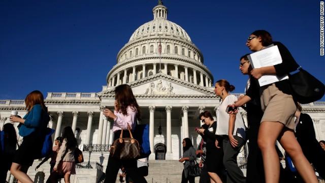 Government shutdown vs. debt ceiling