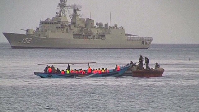 Asylum seekers die when boat capsizes