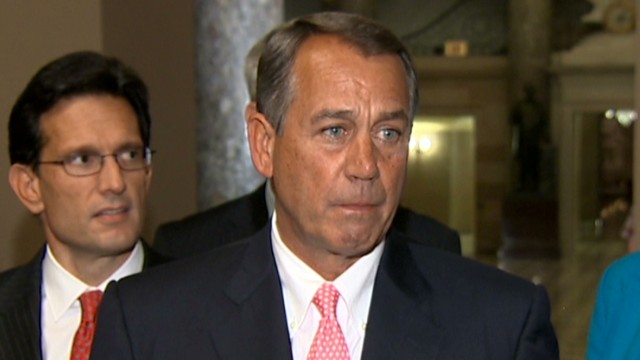 John Boehner's power?
