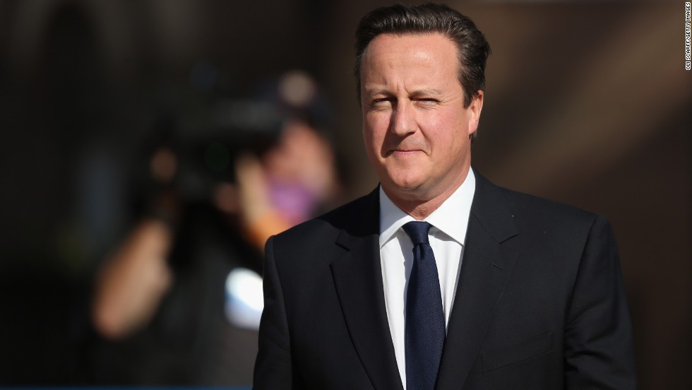 "<a href=""http://www.channel4.com/news/david-cameron-feminist-conservatives-channel-4-news"" target=""_blank"">Jon Snow of UK's Channel 4</a> news recently asked British Prime Minster David Cameron if he is a feminist. Cameron said: ""... if that means equal rights for women, then yes. If that is what you mean by feminist, then yes, I am a feminist."""