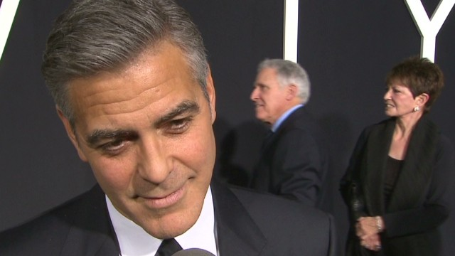 Clooney: I'm not interested in space travel