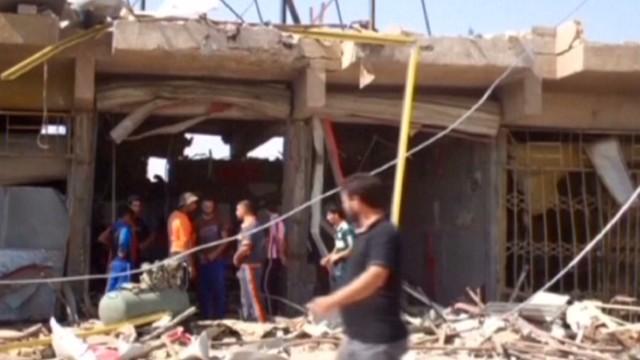 Increasing violence in Iraq