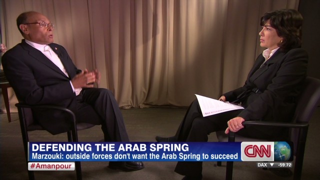 Defending the Arab Spring