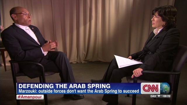 Defending the Arab Spring