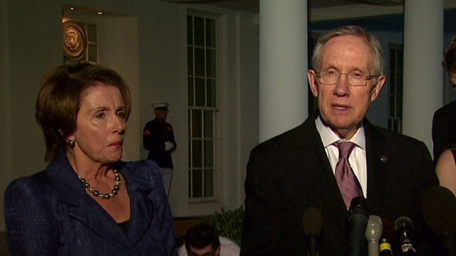 Reid: Boehner can't take yes for answer