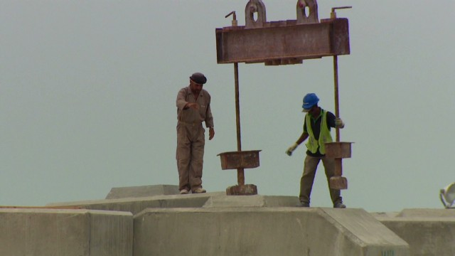 Is Qatar abusing migrant workers?