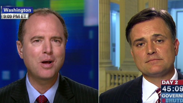 Schiff: Let's reopen the government