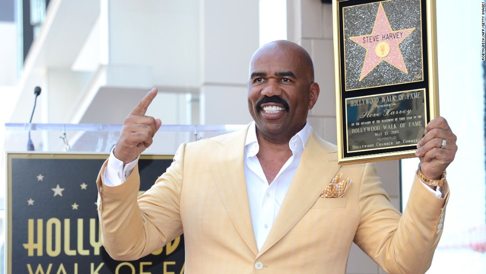 "Before Steve Harvey became a top comedian, actor and media personality, he was living out of his car and struggling to make ends meet. Harvey, now 58, tells <a href=""http://www.people.com/people/article/0,,20741192,00.html"" target=""_blank"">People magazine</a> that in the late '80s, he was homeless for three years while waiting on his big break."