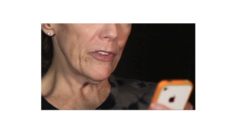 'I provided the voice of Siri'