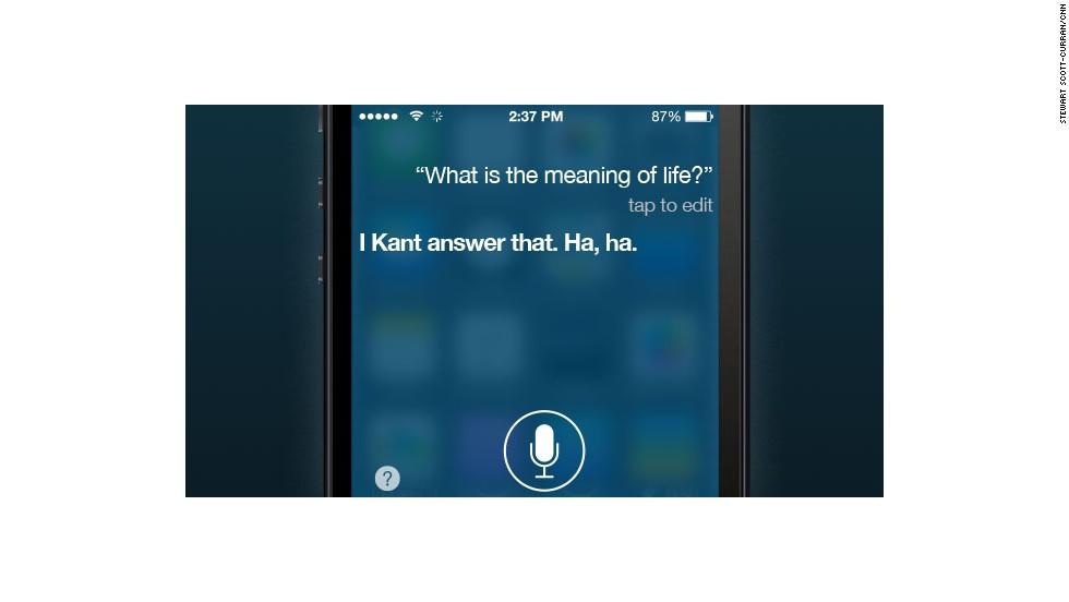 Siri jokes 1