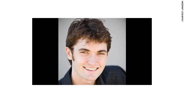 Ulbricht as pictured in his LinkedIn profile, which the FBI alleges alluded to Silk Road.