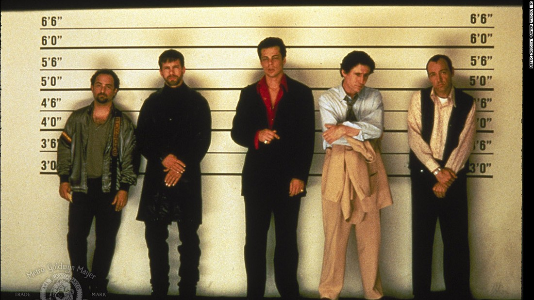 """The Usual Suspects,"" the 1995 crime drama, was known for its twist ending involving Spacey's character, a disabled low-level crook who is suddenly revealed to be fearsome criminal mastermind Keyser Söze. ""The greatest trick the devil ever pulled was convincing the world he didn't exist,"" he says."