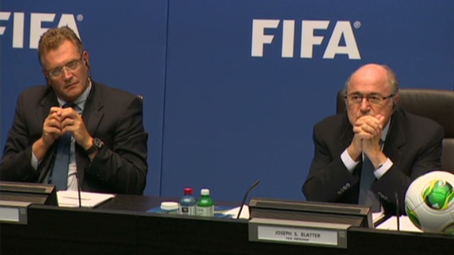 FIFA: Yes on Qatar, but dates unknown