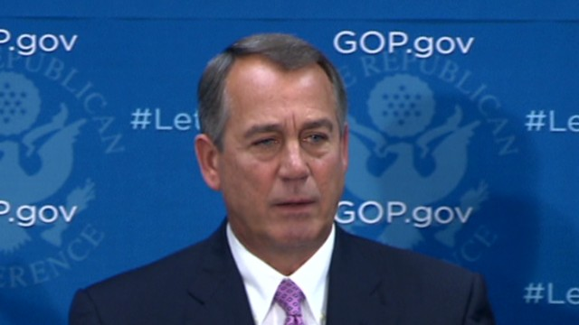 Boehner: 'This isn't some damn game'