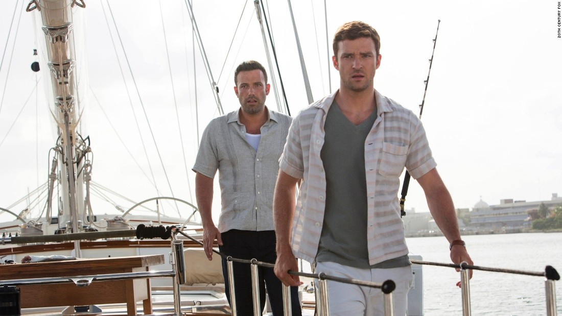 "Timberlake's crime drama ""Runner Runner,"" co-starring Ben Affleck, didn't go over well with critics, and it flailed at the box office in 2013."