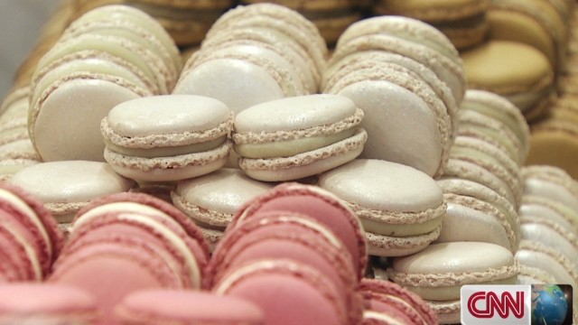 How one chef transformed the macaron