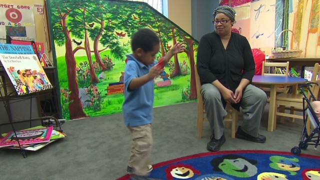 Preschoolers shut out by shutdown