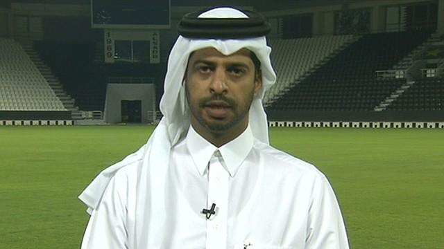 nasser al khater qatar 2022 supreme committee intv ctw anderson_00074507.jpg