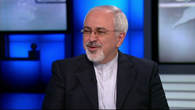 Iranian Zarif on nuclear negotiations