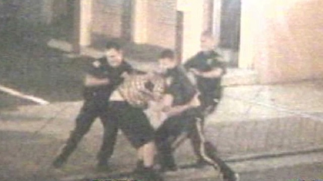 Video raises police brutality questions