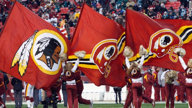 Obama weighs in on NFL Redskins name