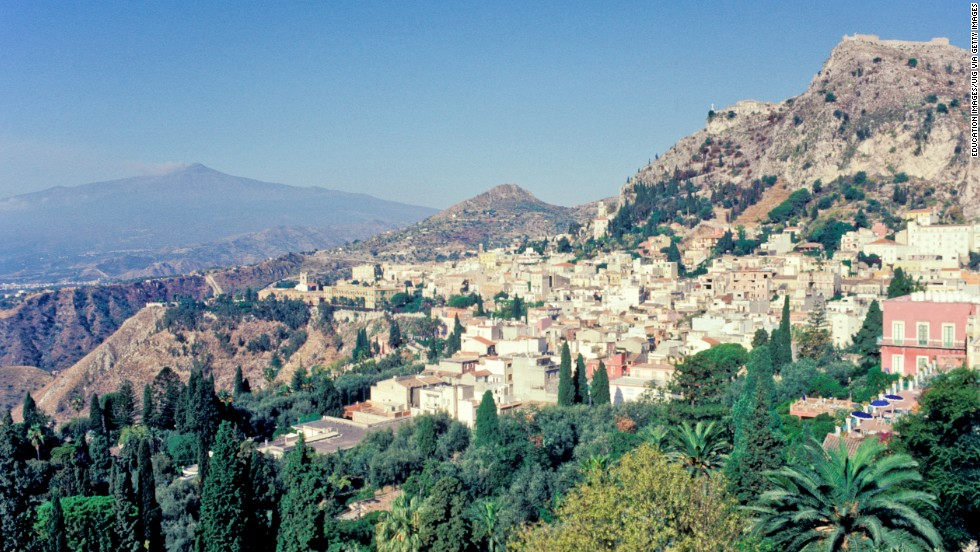 Sicily's island status reinforces the strong sense of regional identity found in many parts of Italy.