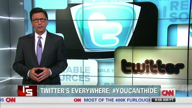 Twitter's importance in mainstream media