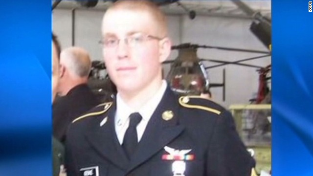 Soldier served abroad, killed at home