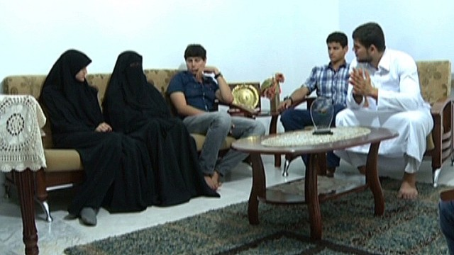 Al Libi's wife describes capture